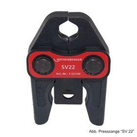Rothenberger Pressbacke Standard System SV 22, 015214X