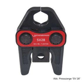 Rothenberger Pressbacke Standard System SV 28, 015215X