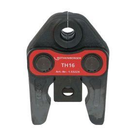 Rothenberger Pressbacke Standard System TH 16, 015322X