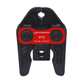 Rothenberger Pressbacke Standard System SV 12, 015211X