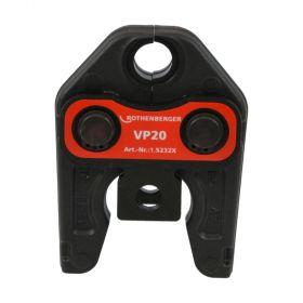 Rothenberger Pressbacke Standard System VP 20, 015232X