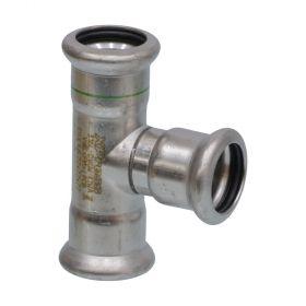 SEPPELFRICKE Edelstahl XPS130, T-Stück, 15 mm