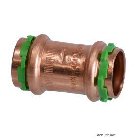 SEPPELFRICKE Sudo-Press Kupfer VC270 Muffe, 12 mm