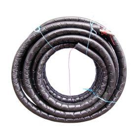 Edelstahl-Spiralrohr-Set 2 x DN 25, 15m