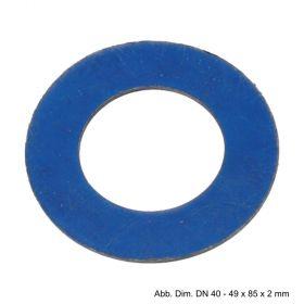 Flanschdichtung für PN 10/16, DN 300 - 325 x 385 x 2 mm