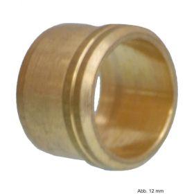 Schneidringverschraubung Schneidring, Messing, 6mm