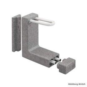 Uponor Smart Radi Anschlussblock 16 x 50 x 215 mm aus Polystyrol