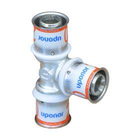 Uponor S-Press PLUS MLC T-Stück reduziert 25 x 16 x 16mm
