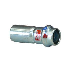 Viega Prestabo labs-frei, Modell 1115.1LF Reduzierstück, 18 x 15 mm