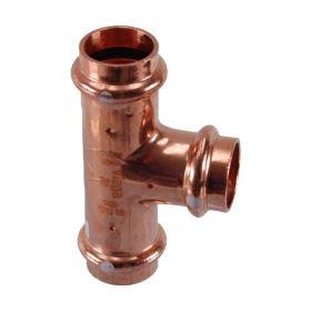 Viega Profipress-S T-Stück Kupfer, Serie 4518, 12-12-12 mm