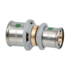 Viega Sanfix P-Kupplung reduziert, 20-16 mm