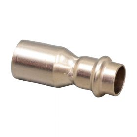 Viega Seapress Reduzierstück, Modell 0315.1, 22-15 mm