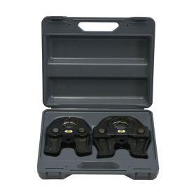 Viega Pressbackenset Modell 2299.91 im Koffer für metall. Systeme, 42 und 54 mm, 693749