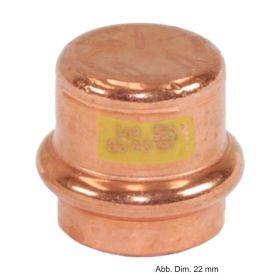 Viega Profipress-G Kappe Kupfer, Serie 2656, 12 mm