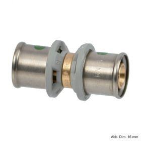 Viega Sanfix P-Kupplung, 16 mm