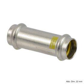 Viega Sanpress Inox-G XL Schiebemuffe, 88,9 mm