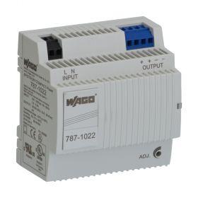 Wago Compact Netzgerät, primär getaktet, Ausgangsspannung DC 24V, 4A, 787-1022